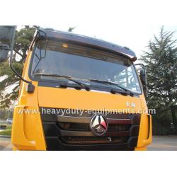 China SINOTRUCK HOHAN dump truck drive  6x4 environmental protection type dregs transportation on sale