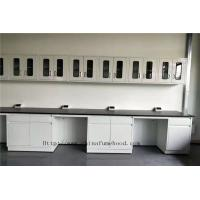 Commercial Full Steel Lab Furniture / School Lab Benches Corrosion Resistance