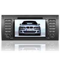 7 Inch Car DVD Player For BMW E39(1995-2003),GPS+DVD+BT+RADIO+USB+IPOD Function