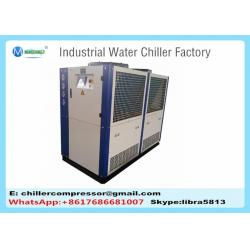 China -5C Beer Brewery and Wine Winery Process Cooling Glycol Chiller on sale