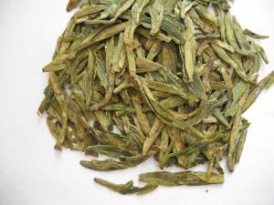 Organic Hangzhou West Lake Longjing Green Tea With EU BCS Certificate