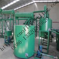 ZSA-3 waste oil re-refining plant for Making Base oil from used engine oil