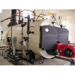 China 10 Ton Natural Gas Fired Steam Boiler on sale