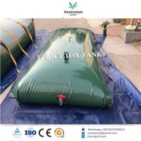 Customized 1000 Liter 2000 Liter 5000 Liter Flexible Collapsible PVC Water Storage Tank