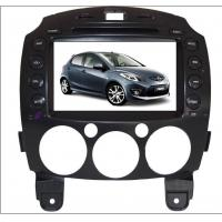 HD Touch Screen Wifi GPS Mzd-8632gd Vehicle DVD Players With TV / BT / GPS / IPOD
