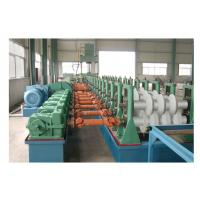 Steel Metal Guardrail Roll Forming Machine with Cr12 Cutting Blade