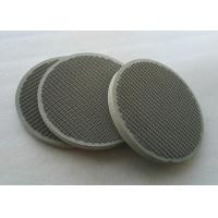160 MM Infrared Honeycomb Ceramic Plate Cordierite Porous For Cooking Burner