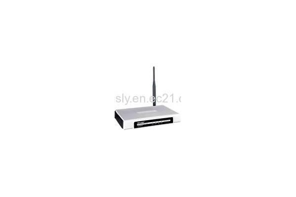 how to connect ip camera to wireless router