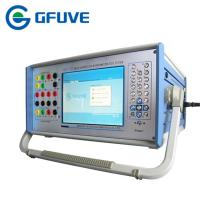 90A 300V Portable 3 Phase Relay Protection Tester with Distance protection and Harmonic test