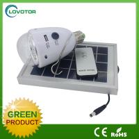 solar led lamp 4 in 1 LED Solar Lamp with Detachable Handle for use everywhere