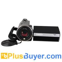 3.0 inch TFT LCD HD 720P High Defenition Digital Camcorder