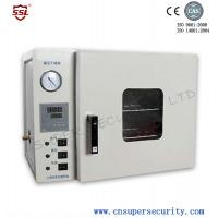 Stainless Steel Chamber Vacuum Drying Oven Cabinet 30L For Scientific Research , 800W