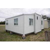 Portable 20ft and 40ft designed folding prefab container movable house