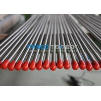 S31703 Stainless Steel Small Diameter Seamless Tube ASTM A213 Hydraulic Tube