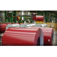 610mm RAL Color Galvanized Prepainted Steel Coils with Protective Film