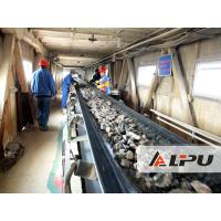 Fixed / Mobile Coal Mine Conveyor Belt Systems With Capacity 200-320t/H , CE ISO Listed