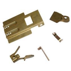 China Painting Sheet Metal Machining Custom Galvanized Car Stamping ISO9001 on sale