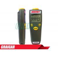Lightweight Digital Tachometer Sentry St722 Rpm Meter Laser Sighting