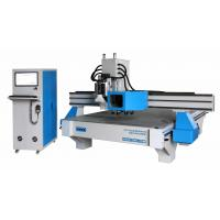 Highlight Acrylic CNC Router Cutting Machine Auto Tool Changer Moving Gantry