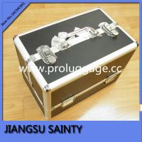 SACMC041 high quality solid pu travel cosmetic cases