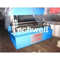 Aluminium Corrugated Sheet Roll Forming Machine, Galvanized Corrugated Sheet Making Machine