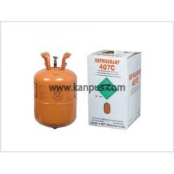China Refrigerant R407, refrigeration gas on sale
