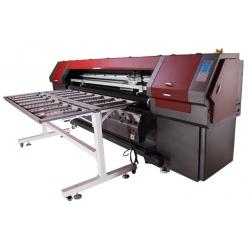 China 2.5M Large Format Digital Printers Roll to Roll with DX5 Head on sale