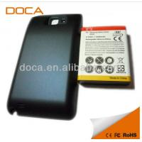 For Samsung Galaxy Note LTE i717 Extended Battery with Battery Door Cover 5200mAh