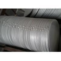 3000 Series Mill Finish Aluminum Sheet Circle , Aircraft Grade Aluminium Discs