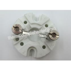 China Thermocouple Ceramic Terminal Connecction Block D-2P-CT on sale