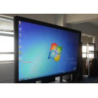 Double Points 1920*1080 Touch Advertsing LED Screen Display Floor Standing
