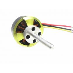 China RC Airplane Model 1100kv Brushless Motor / RC Plane Brushed Motor on sale