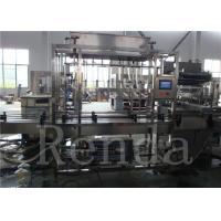 Water Bottle Filling Machine Oil Filling Machine Bottling Production Line for Big Bottle 5L/10L