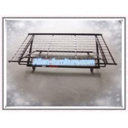 wayfarer metal frame  metal day bed daybed