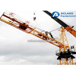 China Fixed External Climbing Tower Crane 8t Max.Load For High Building Construction on sale