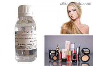 Cosmetic Raw Material Amino Silicone Oil Transparent Liquid BT-6179