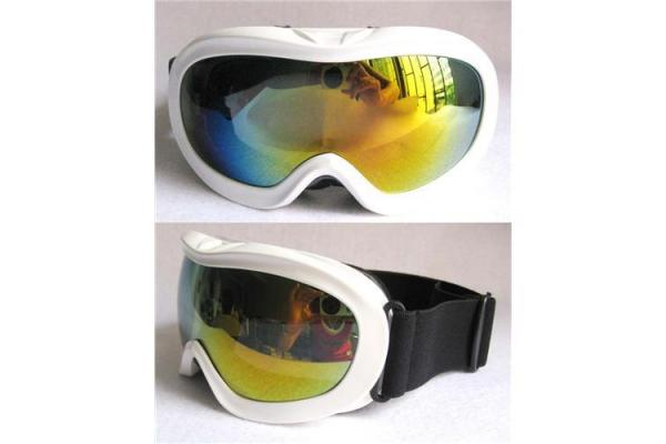 black snowboard goggles  hot-sale snowboard