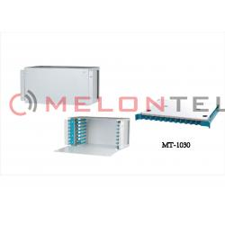 China Cold Rolled Steel Odf Fiber Optic Patch Panel , Optical Distribution Frames on sale