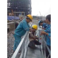 gondola working platform / rope suspended platform to Vietnam