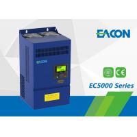 75HP 55KW Variable Frequency Inverter , Plastic Machinery Variable Speed Drive