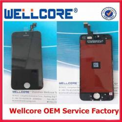 China High Resolution iPhone LCD Screen Replacement Glass with Capacitive Screen on sale
