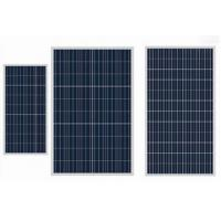 Lightweight Solar Panel Pv Module 0.9m Cable Anodized Aluminium Alloy Frame