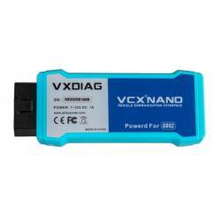 China Wifi Version Vxdiag Vcx Nano For GM / Opel Multiple Gds2 Tis2web Diagnostic Programming System on sale