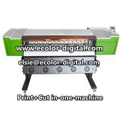 printer and cutter machine