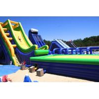 Giant Inflatable Water Park Lake/Sea Beach Movie Inflatable Water Amusement Park