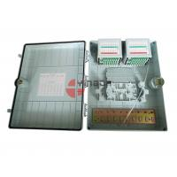 96 Fibers 2/32 Optical Splitter Termination Distribution Box Enclosure High Density