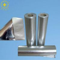 Fire Proof Srim Fabric Heat Insulation Material with Aluminum Foil Backing