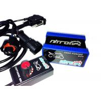 ECU NitroData Chip Tuning Box Tools 15% Fuel Save For Motorbikers / Diesel Cars
