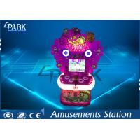 Music Video Hammer Prize Amusement Game Machines For Indoor / Outdoor