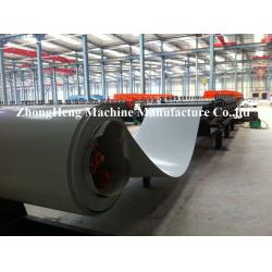 China 5 Ton Sheet Metal Hydraulic Decoiler With Coil Car Uncoiler Machine Manual on sale